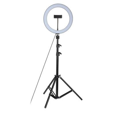 26CM Studio Live LED Ring Light Kit For Phone Selfie Light Photograph+Triopd BLU