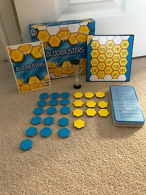 Blockbusters The Classic Game Show Returns Board Game