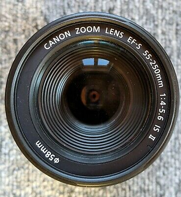 Canon EF-S 55-250 mm F/4.0-5.6 IS STM Objektiv