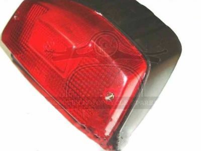New Rear Light Tail Lamp Assembly Black Lambretta GP Scooter AUS