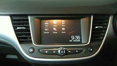MULTIFUNCTION DISPLAY Vauxhall Crossland X On Clock Screen & WARRANTY - 7314219