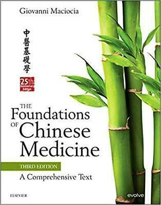 The Foundations of Chinese Medicine A Comprehensive Text 3rd Edition by Gi-PDF-
