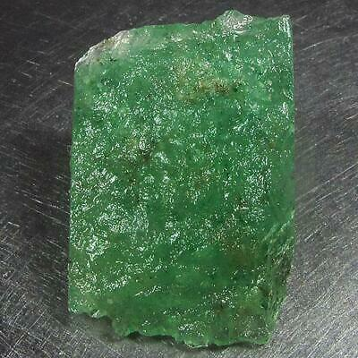 28.28 Ct - Wonderful Unheated Natural Rough Green Aventurine Madagascar