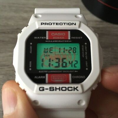 Montre Rare Shock Casio Collector Eric Original Haze G Limited Dw5600 OuPikXZ
