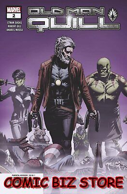Old Man Quill #2 (Of 12) (2019) 1St Printing Christopher Main Cover Marvel
