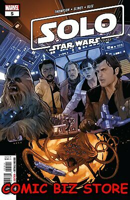 Star Wars Solo Adaptation #5 (Of 7) (2019) 1St Printing Noto Main Cover Marvel