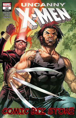 Uncanny X-Men #12 (2019) 1St Printing Larroca  Cover Bagged & Boarded Marvel