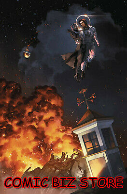 Wild Storm #20 (2019) 1St Printing Variant Cover Bagged & Boarded Dc Universe