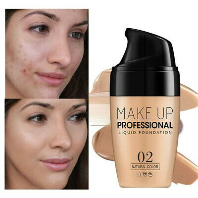 Moisturizing Face Brightening Foundation Cream Liquid Concealer  Full Coverage
