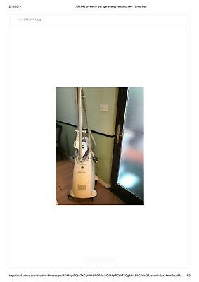 aesthetic machines- VELASMOOTH -was£18000 -CELLULITE MACHINE- now £3000only