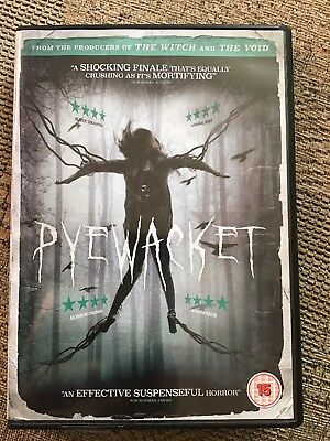 Pyewacket (Region 2, DVD, 2017) - Official Selection At Frightfest Glasgow 2018