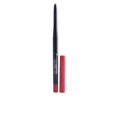 Maquillaje Maybelline mujer COLOR SENSATIONAL shaping lip liner #90-brick red