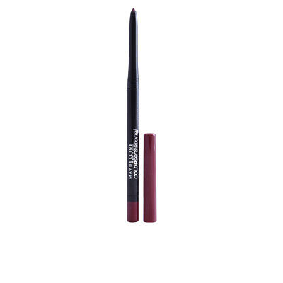 Maquillaje Maybelline mujer COLOR SENSATIONAL shaping lip liner #110-rich wine