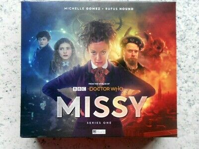 (Doctor Who) Missy Series One (1) Box Set (4 Audio Plays / 5 Discs)