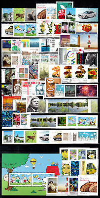Germany: Year 2018 Complete Mnh!