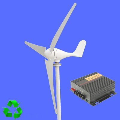 Wind Generator Energy Power Plant Turbine 700 W with Charge Controller