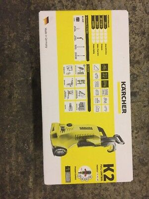 Karcher K2 Full Control Pressure Washer Retractable Handle 1673402