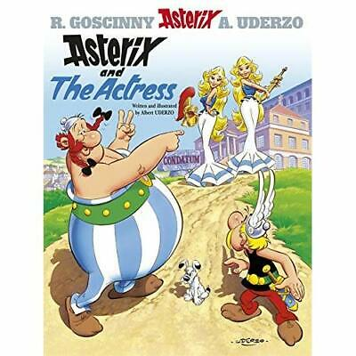 Asterix and the Actress Uderzo, Albert/ Bell, Anthea (Translator)/ Hockridge, De