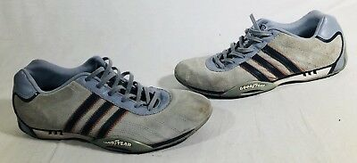 purchase cheap 33861 6755d Adidas Goodyear Adi Racer Driving Shoes Gray Size Mens 11