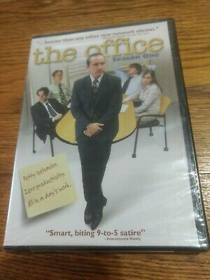 The Office - Season One (DVD, 2005) NEW SEALED