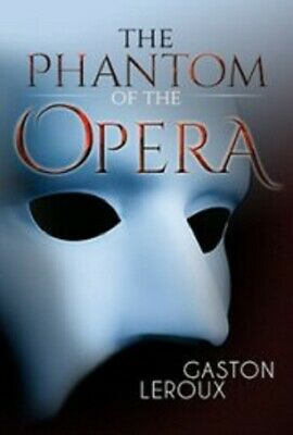 Audiobook PHANTOM OF THE OPERA by Gaston Leroux  no CD MP3