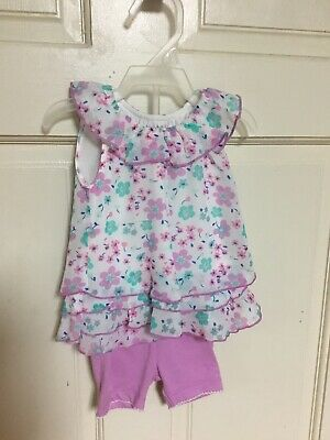 Girls Clothes Toddler Outfit Kids Childrens Pants Set