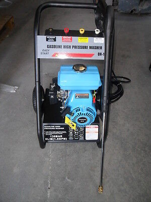 Petrol Power Jet High Power Pressure Washer INCS HOSE AND GUN REDUCED LAST one