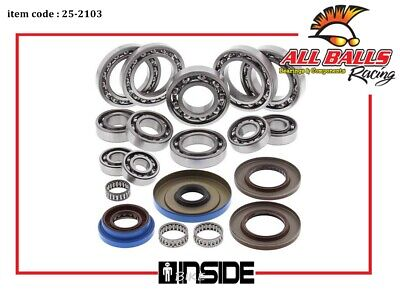 All Balls 25-2103 Kit Cuscinetti E Paraoli Differenziale