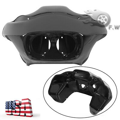 ABS Fairing Black Painted Outer & Inner Fit for Harley FLTR Road Glide 1998-2013