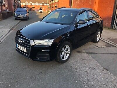2016 16 Audi Q3 Facelift 2.0 Tdi Light Damaged Salvage Spares Repairs Drive Away