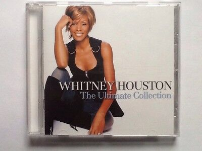 Whitney Houston - The Ultimate Collection - CD