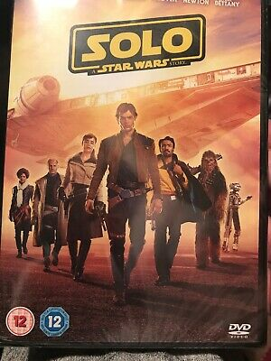 Solo: A Star Wars Story [DVD]