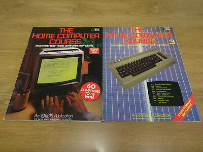 The Home Computer Course Magazines, Double issue 1&2 + issue 3