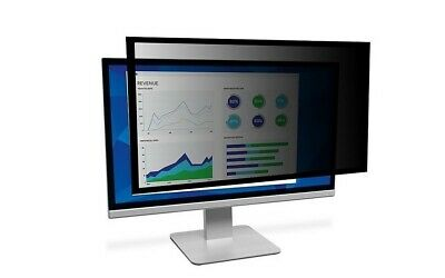 "3M Framed Privacy Filter For 20"" WideScreen Monitor PF200W1F"