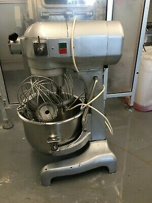Big Hobart dough planetary mixer  and bakery equipment With Bits