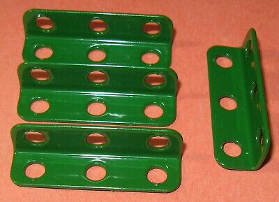 """Meccano Compatible Used Parts Assorted Angle Girders 1-1/2"""""""