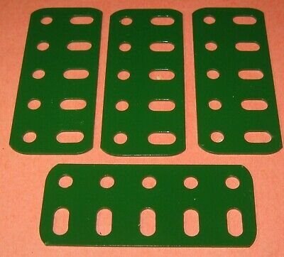"""Meccano Compatible Used Parts Flat Girders 2-1/2"""""""