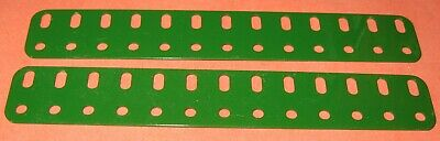 """Meccano Compatible Used Parts Flat Girders 6-1/2"""""""