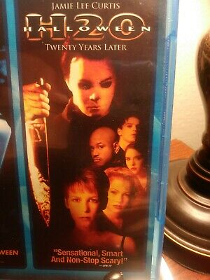 HALLOWEEN H20: 20 YEARS LATER - JAMIE LEE CURTIS (Blu-Ray
