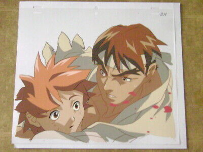Street Fighter Alpha Zero Ryu Anime Production Cel 8 374 99