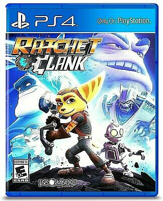Ratchet & Clank PS4 (Sony PlayStation 4) ***SEALED BRAND NEW***