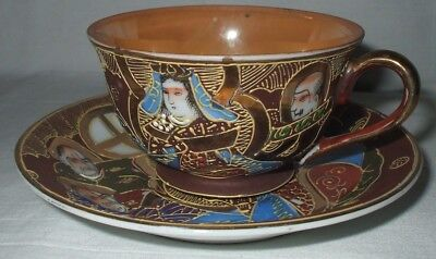 Teacup & Saucer Made In Occupied Japan