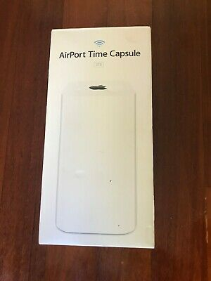 Apple AirPort Time Capsule 2 TB factory reset