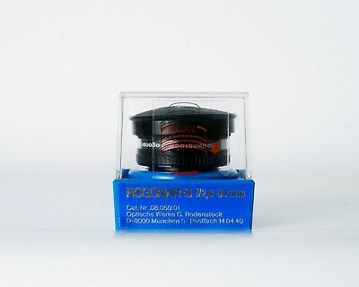RODENSTOCK Roganar S 50mm f2.8 Enlarger Lens Excellent