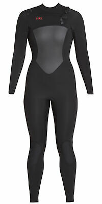 Xcel Neoprenanzug Womens Infiniti 4/3mm Damen Langarm  Black 2019