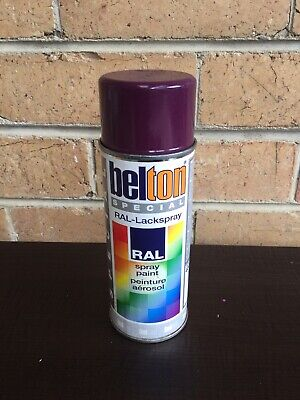 Rare Belton Special RAL-Lackspray Spray Can Paint Graffiti New Old Stock.