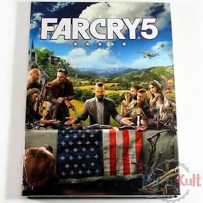 Guide Prima Farcry / Far Cry 5 Collector Edition [VF] NEUF sous Blister