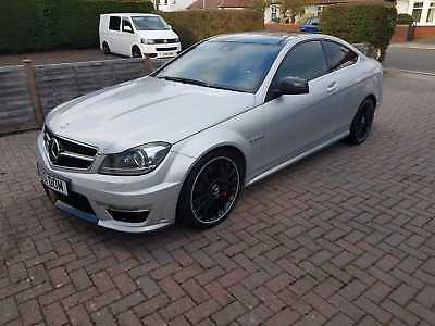 Mercedes Benz c63 AMG Performance Pack 510bhp Automatic with LSD