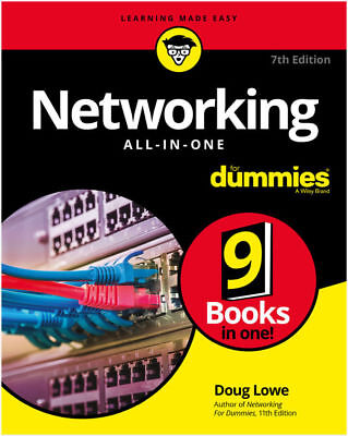 Networking All-in-One For Dummies, 7th Edition (PDF/EB00K)
