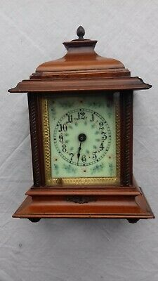 Antique. German.  Mantel  clock